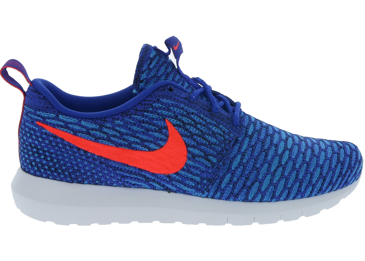 1021907a8f2d3 Sell. or Ask. Size  11. View All Bids. Nike Roshe Run Flyknit Game Royal  Bright Crimson