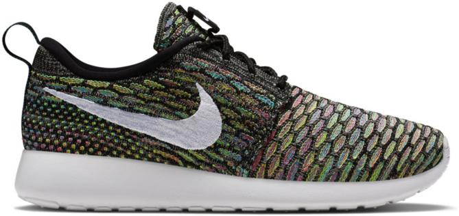 Nike Roshe Flyknit Multicolore Thésaurus En Ligne
