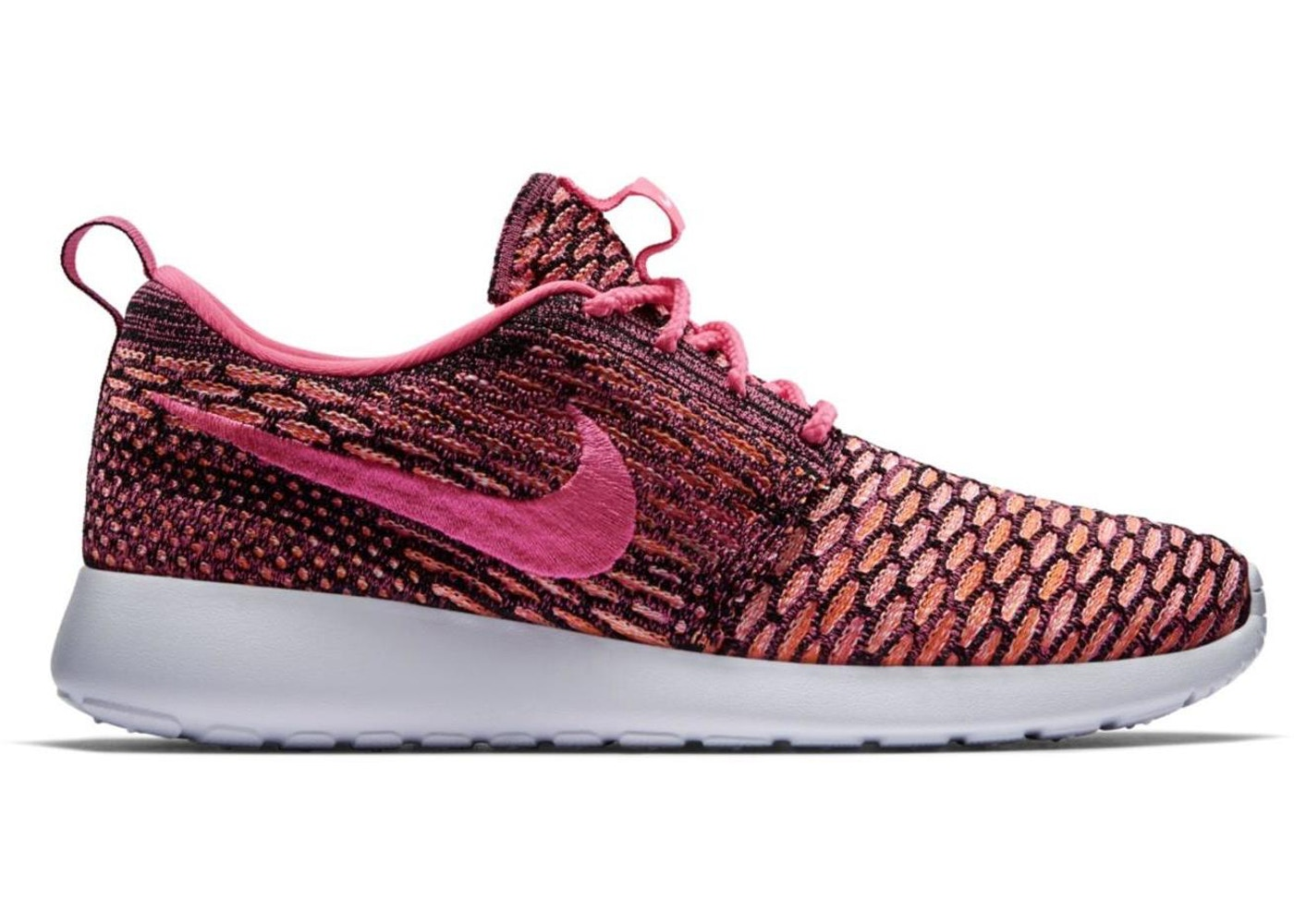 new concept 334c3 fba45 Sell. or Ask. Size --. View All Bids. Nike Roshe Run Flyknit Pink Pow ...