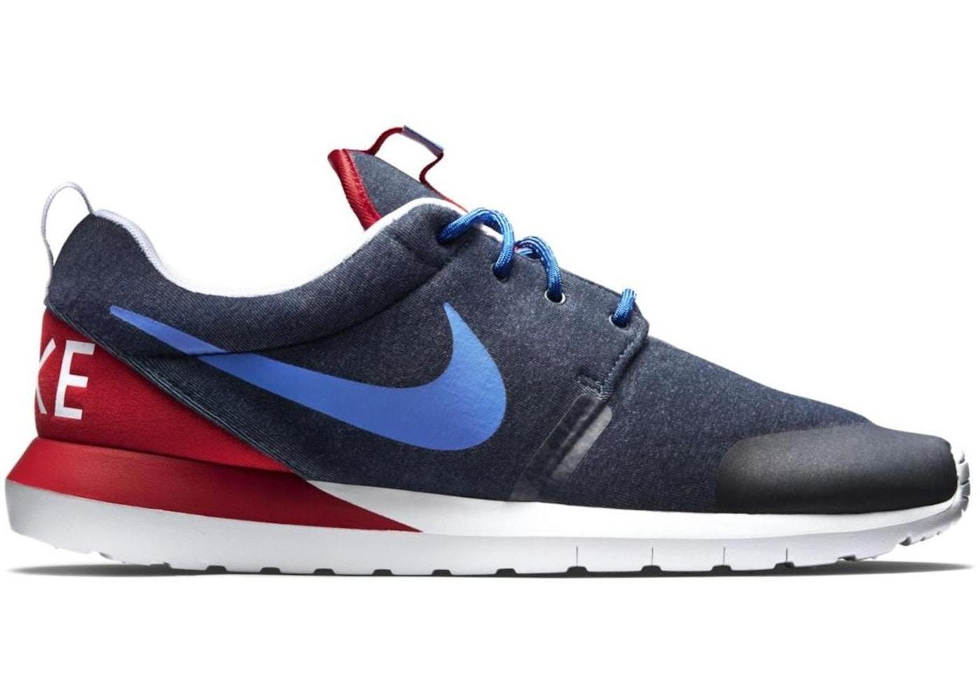 detailed look 75348 e9199 Nike Roshe Run France - 652804-446