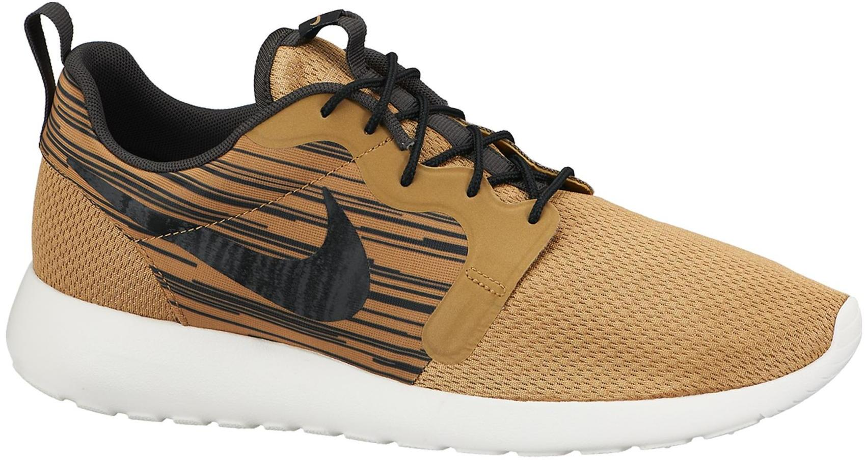 Nike Roshe Run Hyperfuse Metallic Gold