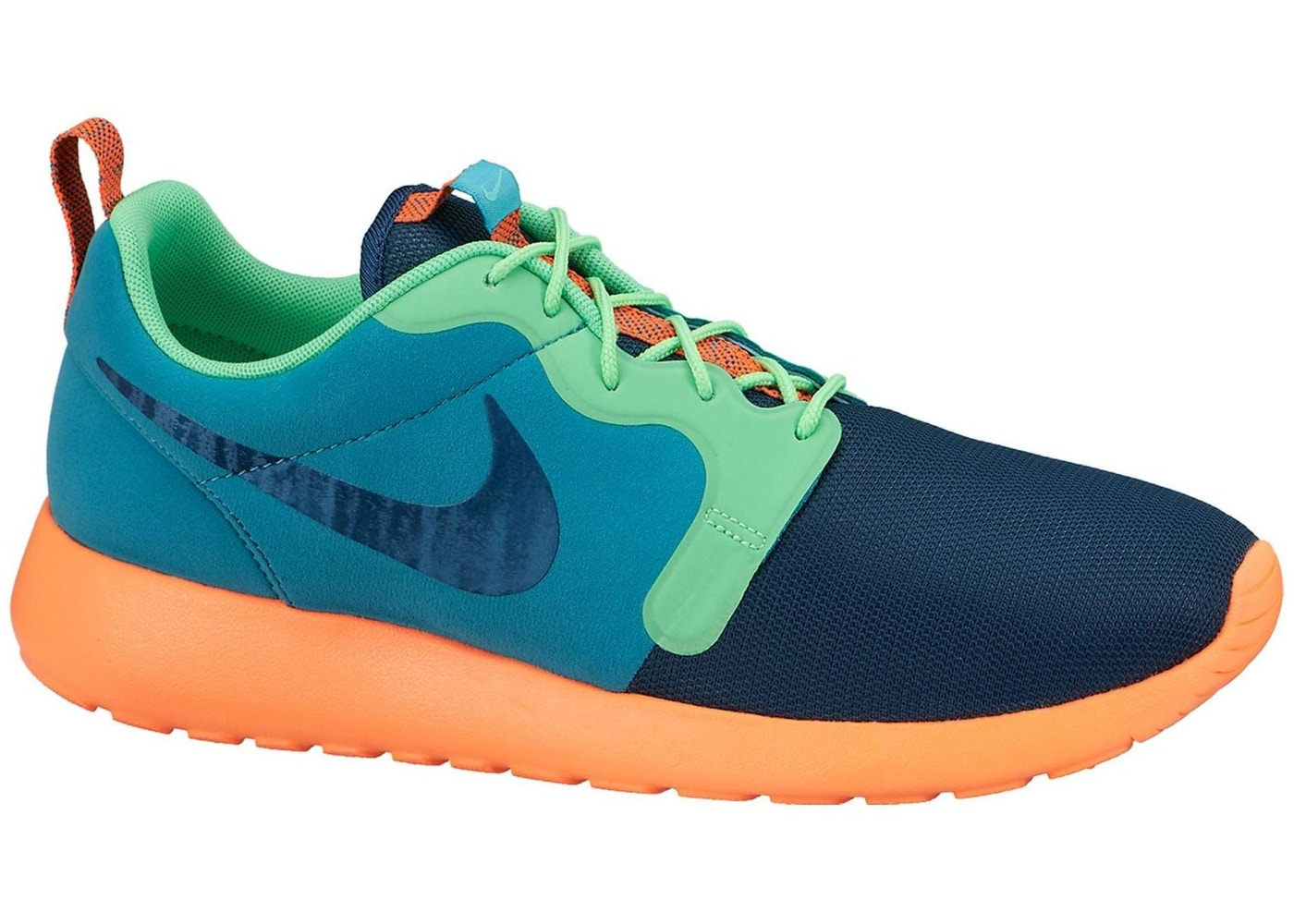 4e76a1ffb8b0 Nike Roshe Run Hyperfuse Poison Green - 636220-300