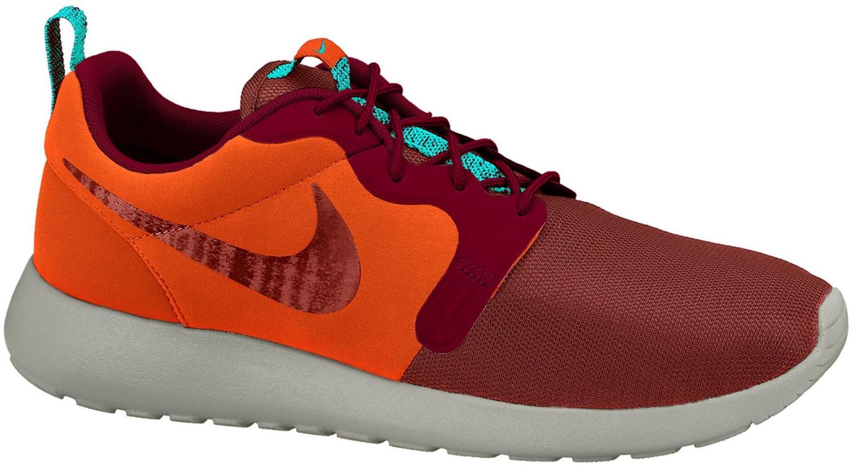 Nike Roshe Run Hyperfuse Team Orange