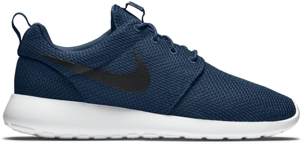 NK57621 Men-Rosherun(Midnight Navy/Black-White)