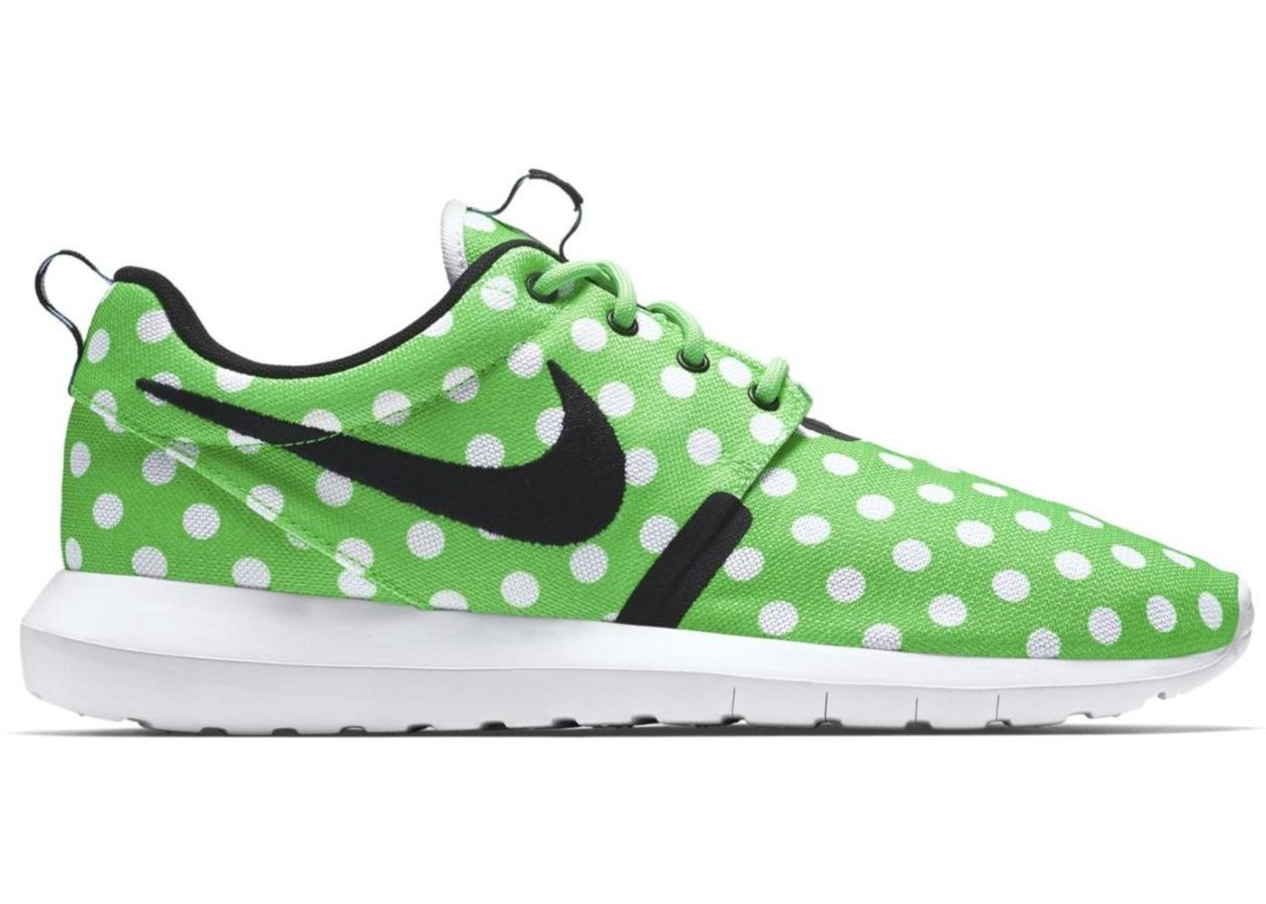 new product be924 6e407 Nike Roshe Run Polka Dot Pack Green - 810857-300