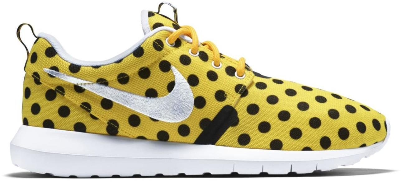 Nike Roshe Run Polka Dot Pack Yellow
