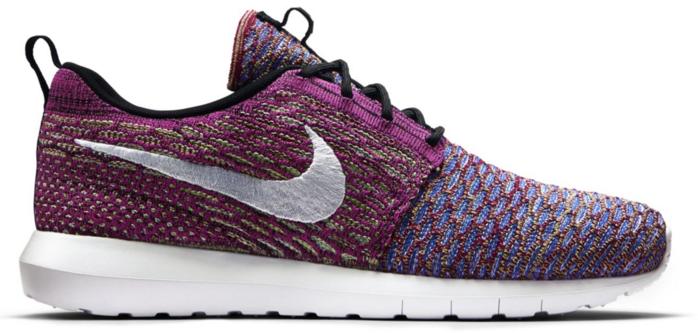 Nike Roshe Run Random Yarn Multi-Color