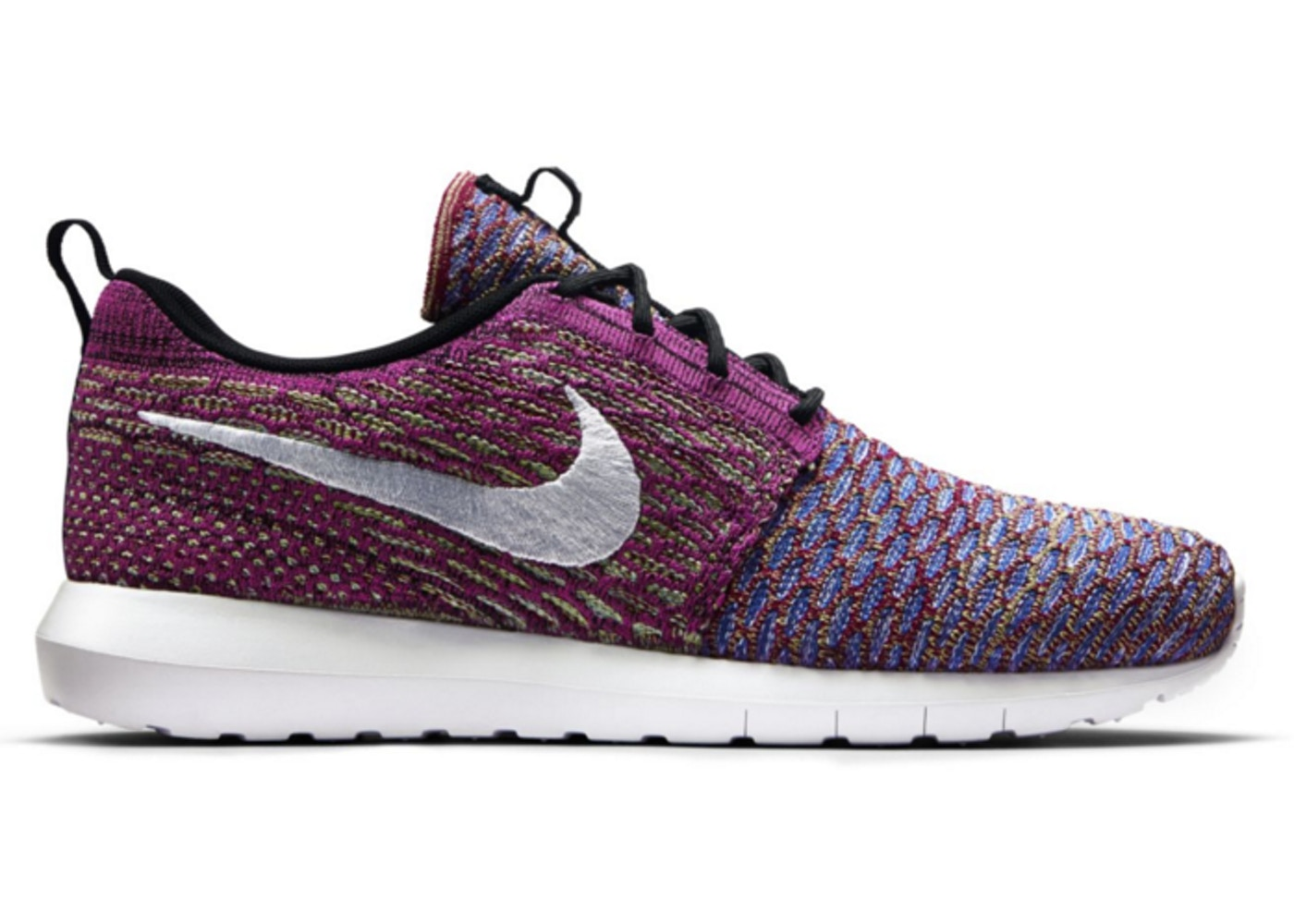sports shoes 2afe3 d2e1d Nike Roshe Run Random Yarn Multi-Color - 677243-100