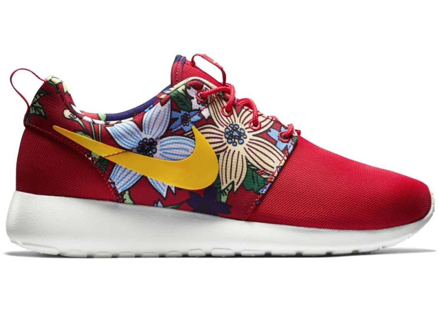 super popular 073f2 0cb34 Nike Roshe Run Red Floral Aloha (GS) - 599432-674