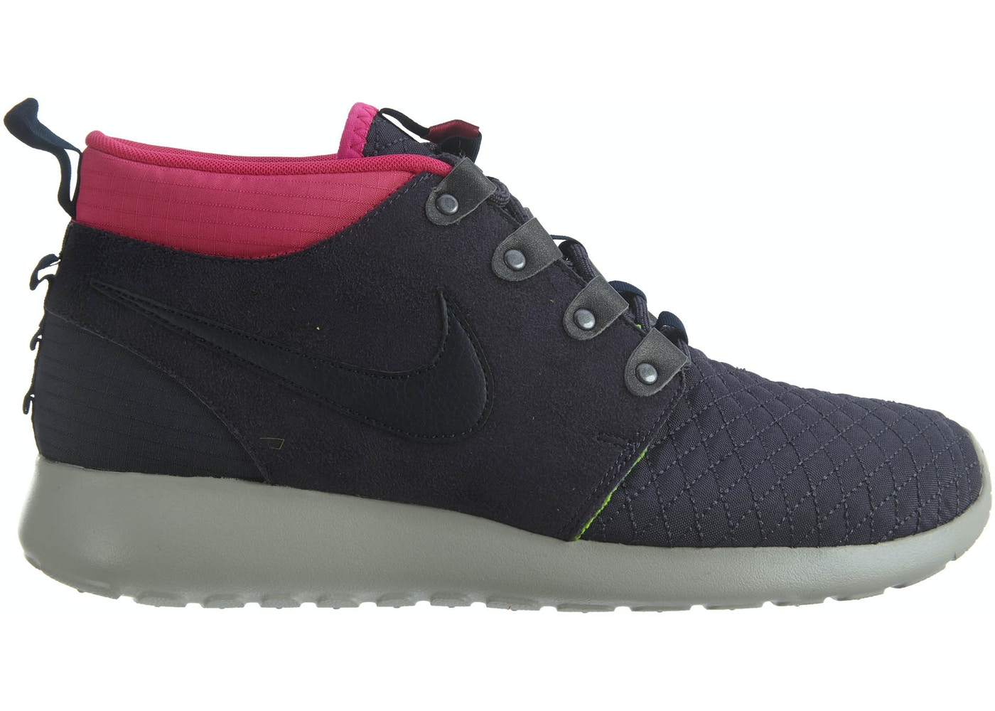 5379e9dc373f Sell. or Ask. Size --. View All Bids. Nike Roshe Run Sneakerboot Gridiron Dark  Obsidian-Pinkfl-Volt