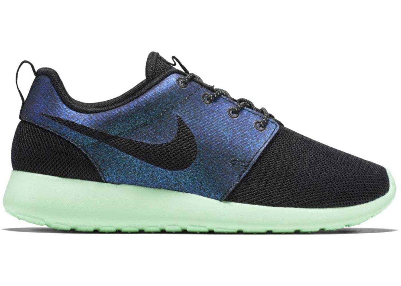 38fc7c686199d Nike Roshe Run Teal Vapor Green QS (W) - 808708-303
