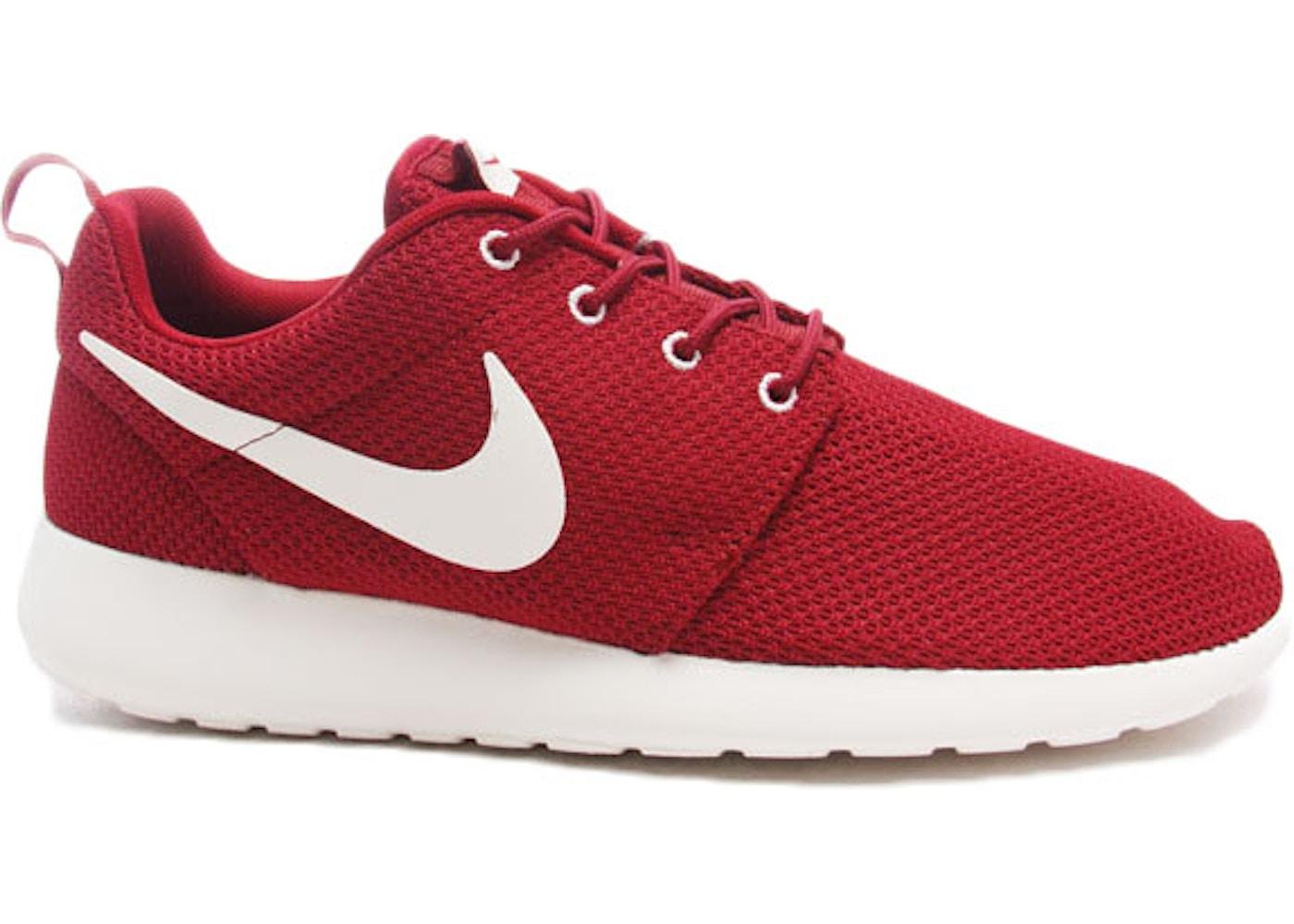 busca lo mejor mejor selección de muy genial Nike Roshe Run Team Red - 511881-610