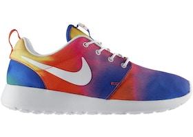 huge discount 6e0b4 df6a0 Nike Roshe Run Tie Dye - 511881-518