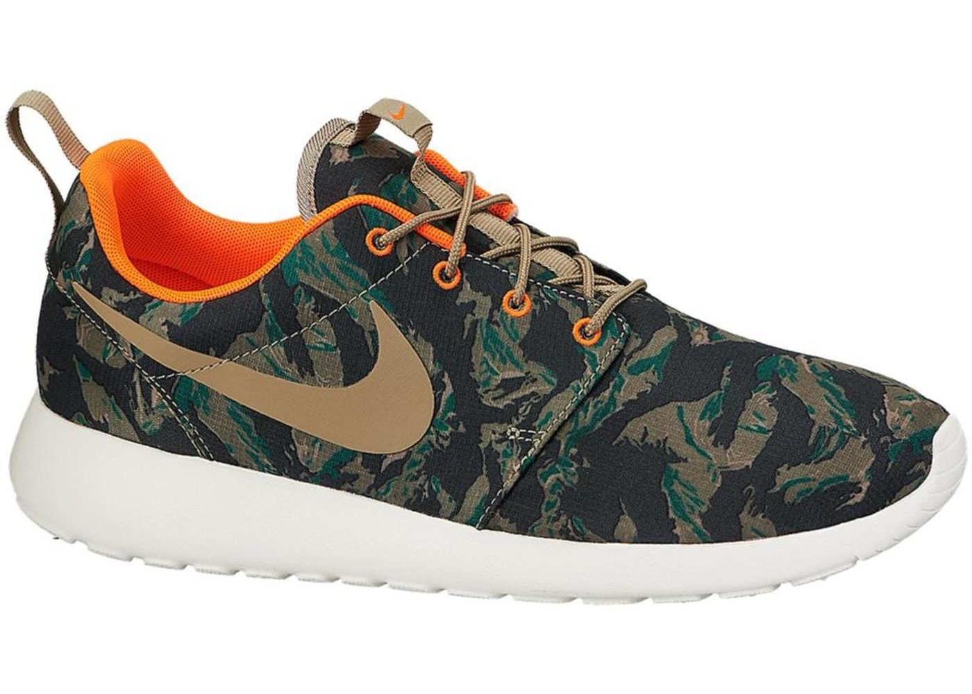 01160fabd6 Sell. or Ask. Size --. View All Bids. Nike Roshe Run Tiger Camo Green