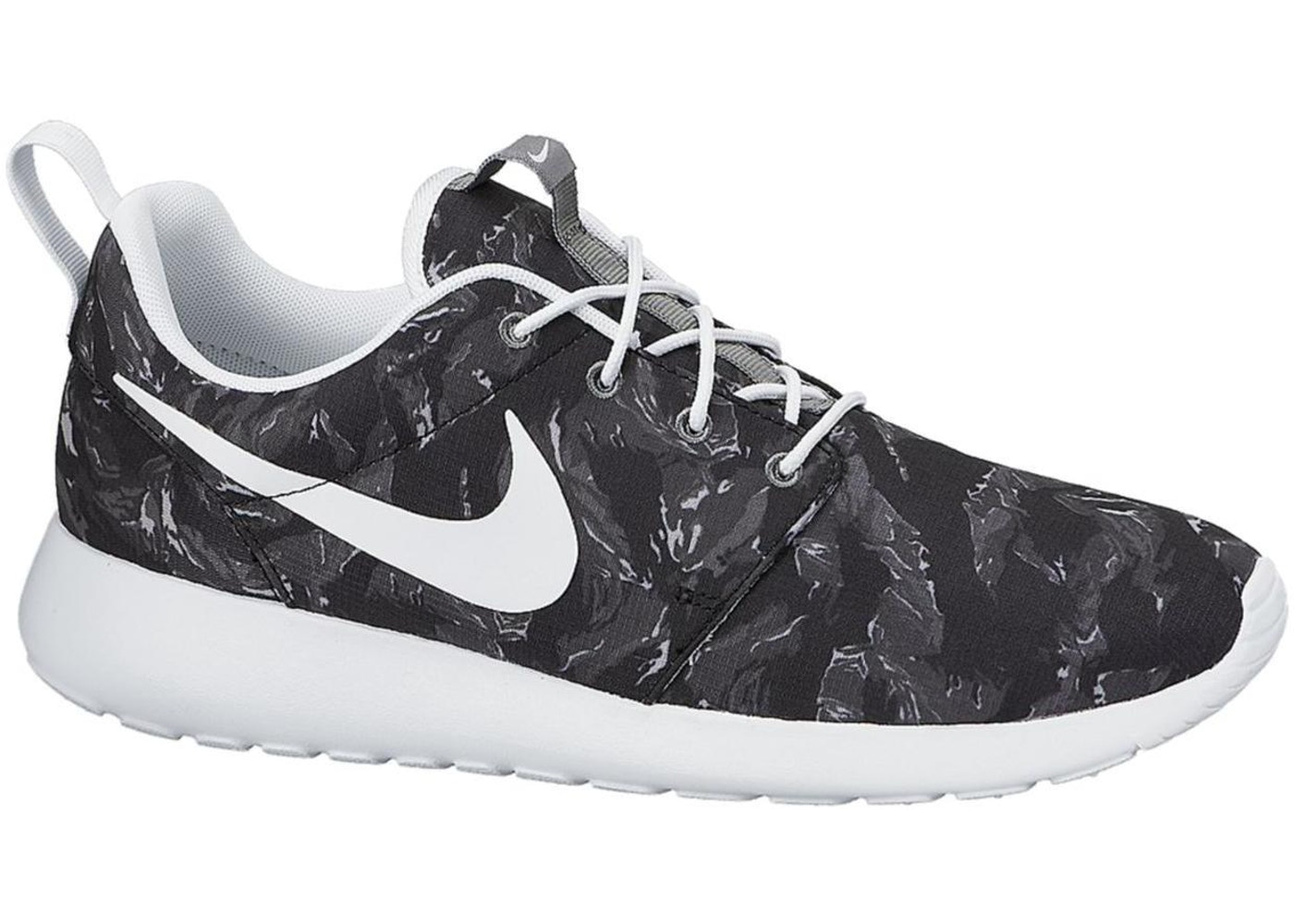 100% authentic b706c d0dd6 Sell. or Ask. Size --. View All Bids. Nike Roshe Run Tiger Camo Grey