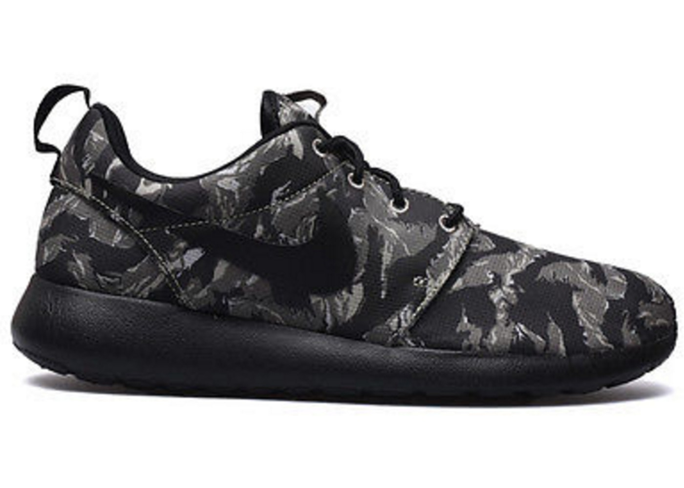 online retailer 2d2e5 02c26 Sell. or Ask. Size  9.5. View All Bids. Nike Roshe Run Tiger Camo Khaki