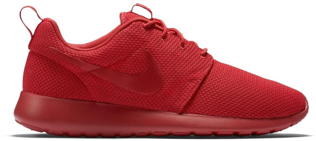 Nike Roshe Run Triple Red