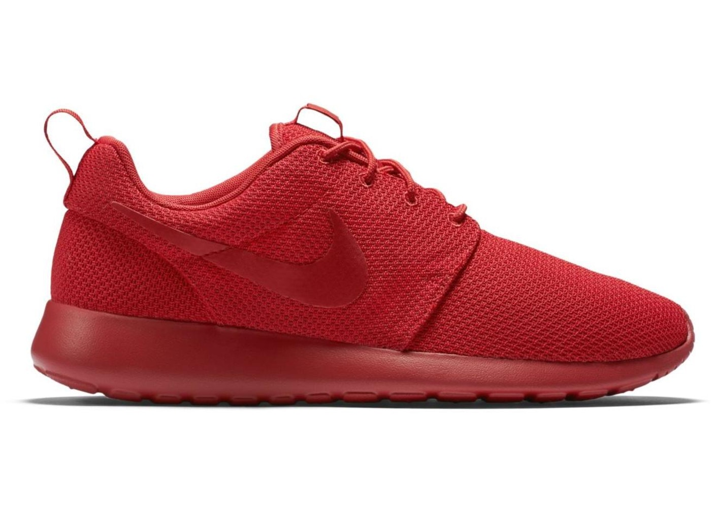 94e9186e66fe Nike Roshe Run Triple Red - 511881-666