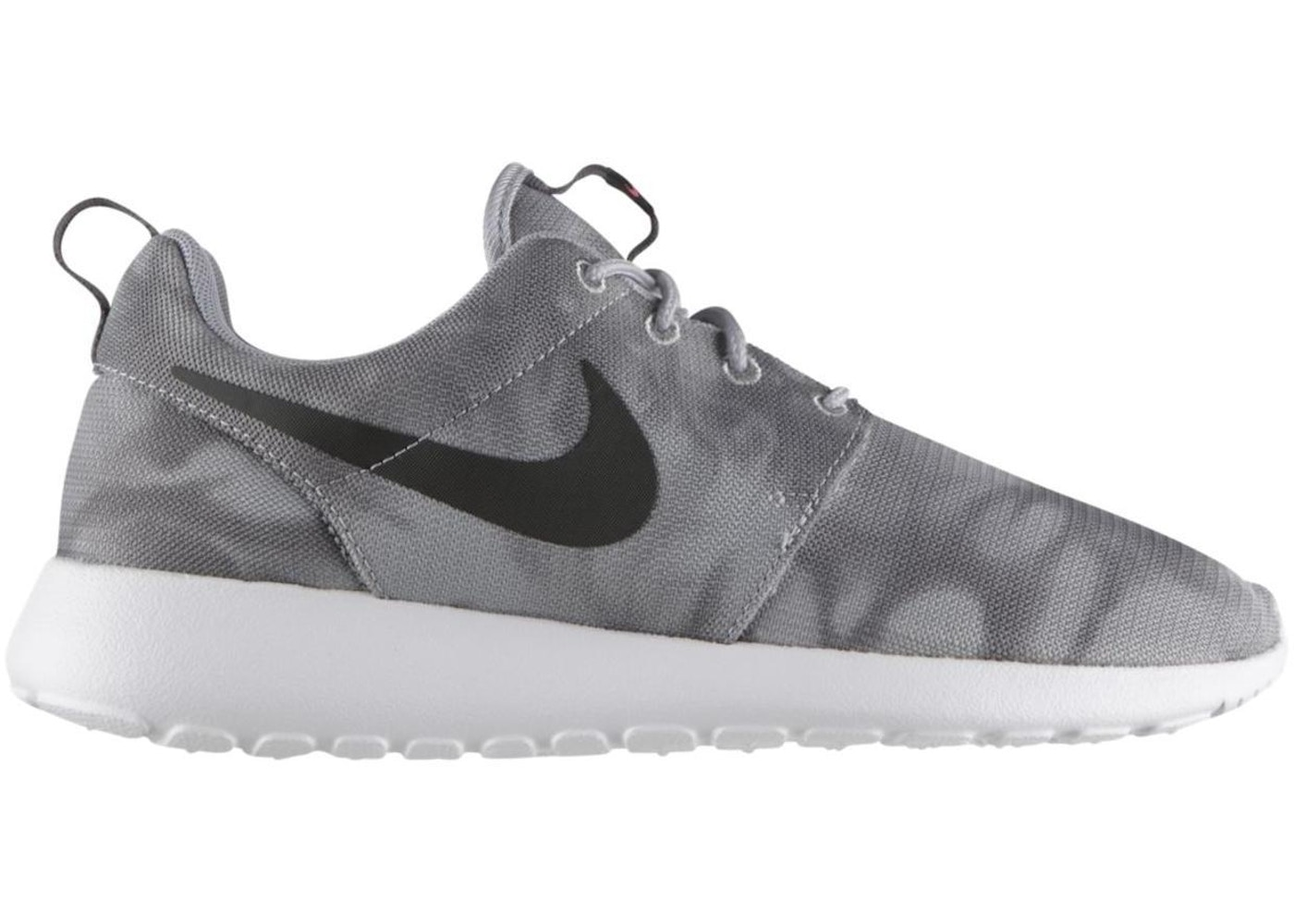 97eafaf6715 Sell. or Ask. Size --. View All Bids. Nike Roshe Run Wolf Grey Print