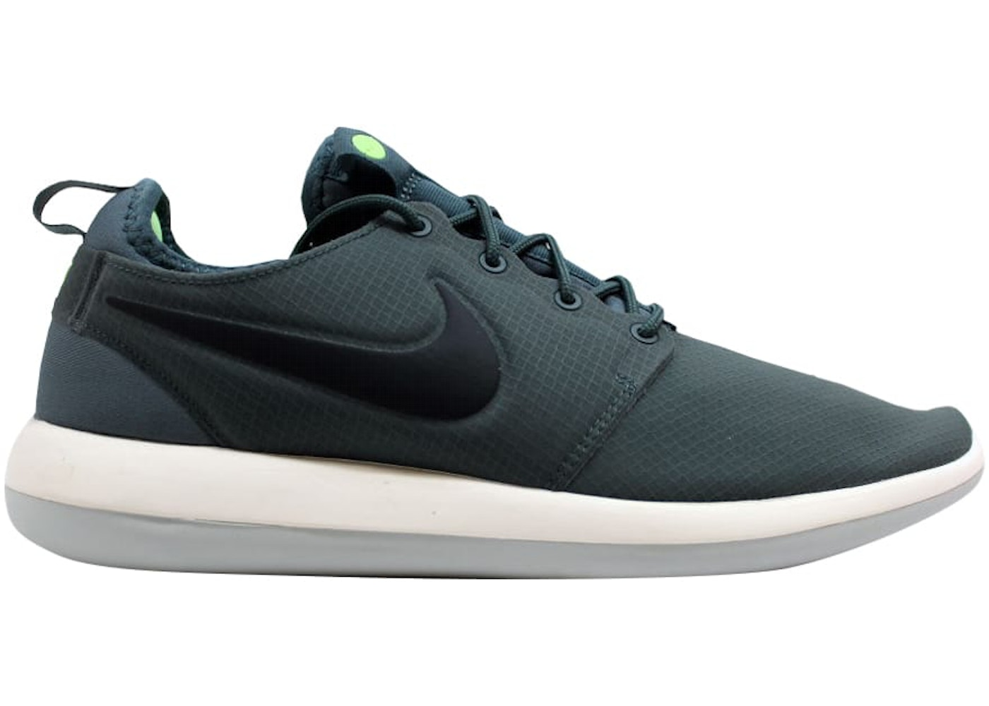 best sneakers 1d338 649b5 Nike Roshe Two 2 SE Hasta/Anthracite-Ghost Green