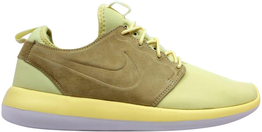 Nike Roshe Two BR Lemon Chiffon/Lemon
