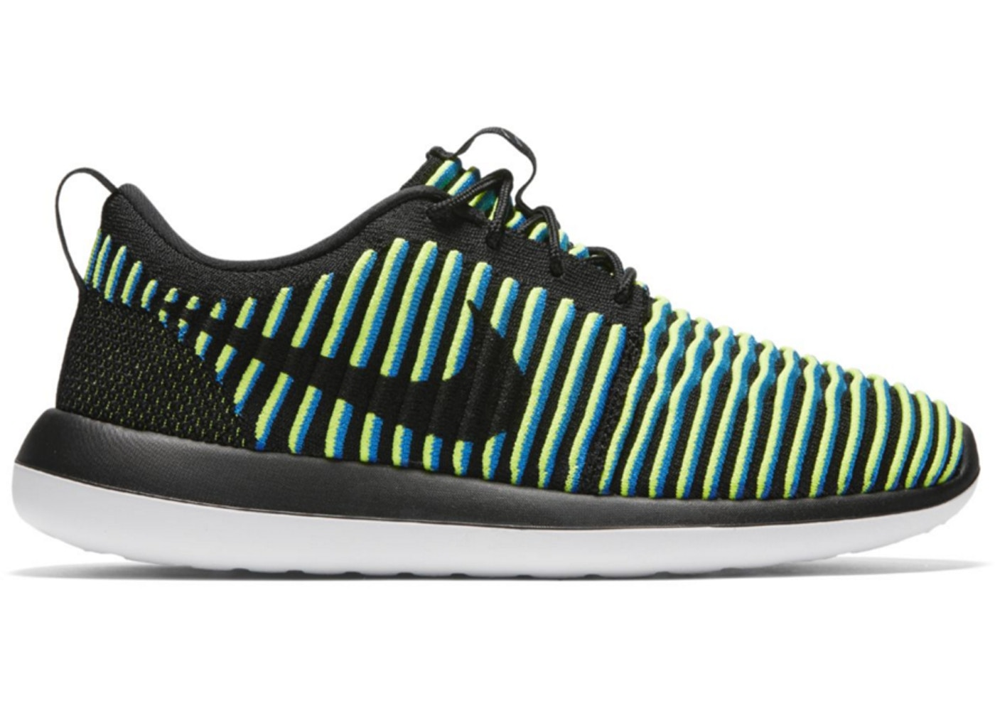 various colors 0e427 f7b2f Nike Roshe Two Flyknit Photo Blue (W)