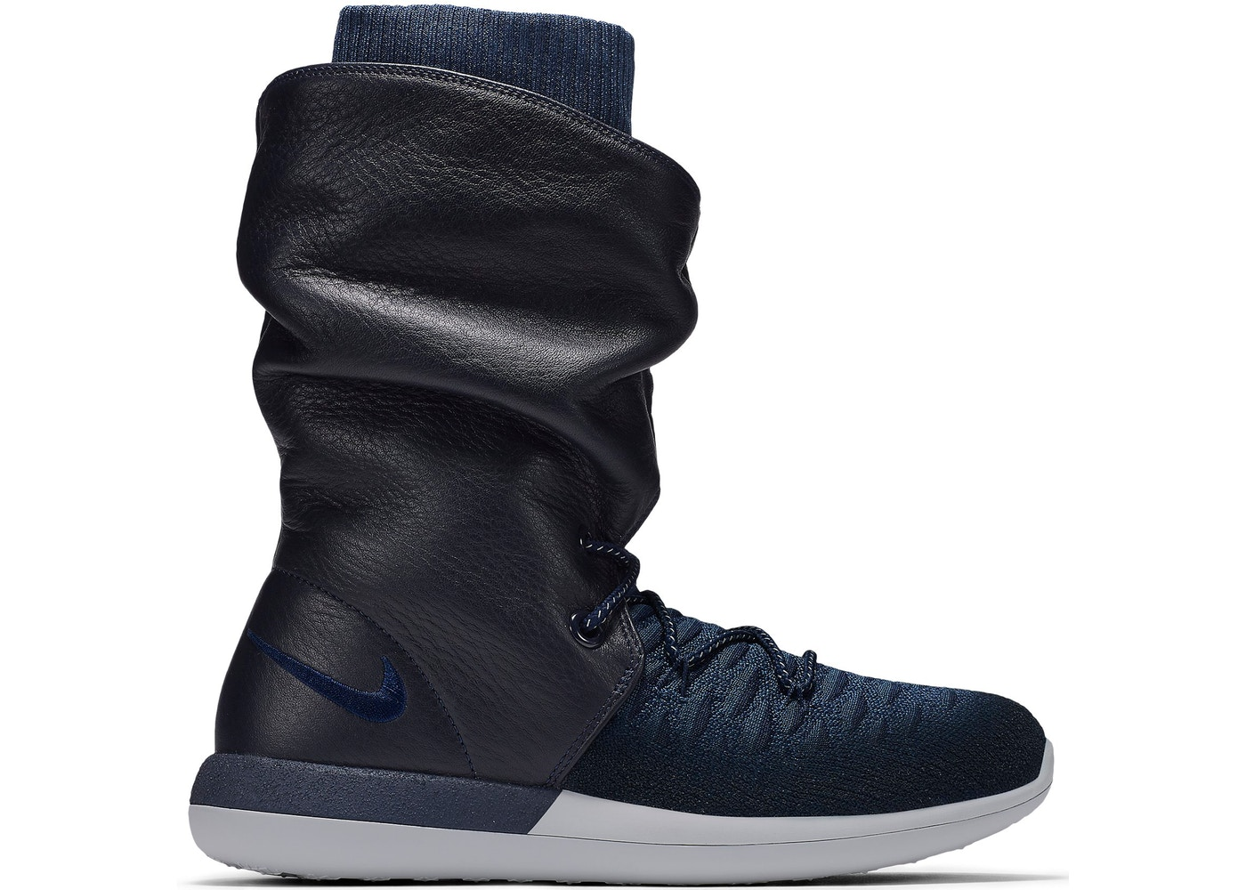 buy popular 637b9 bed06 Sell. or Ask. Size --. View All Bids. Nike Roshe Two Hi Flyknit College Navy  (W)