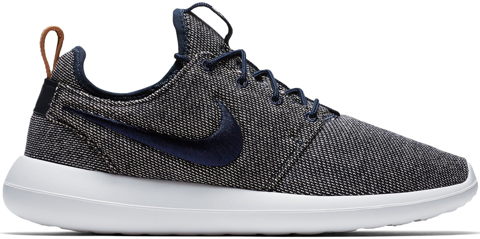 Nike Roshe Two Loopwheeler Heathered Indigo