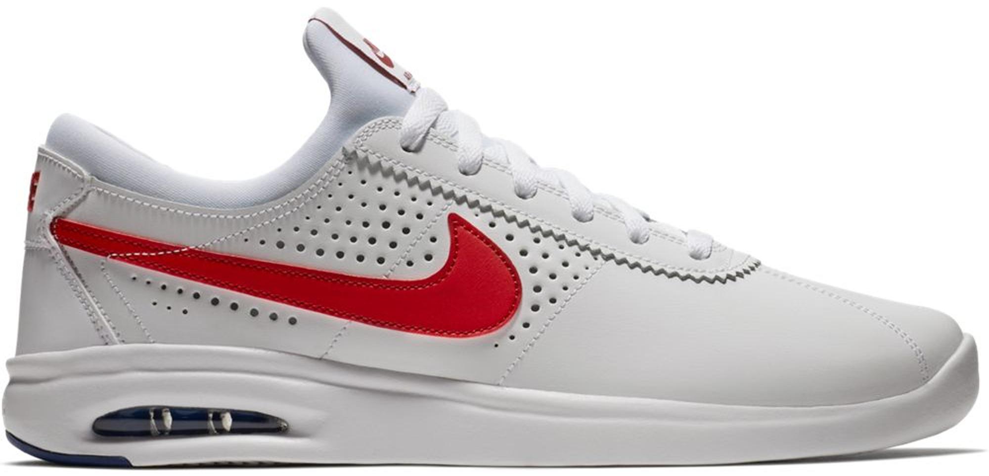 Nike SB Air Max Bruin Vapor White Red