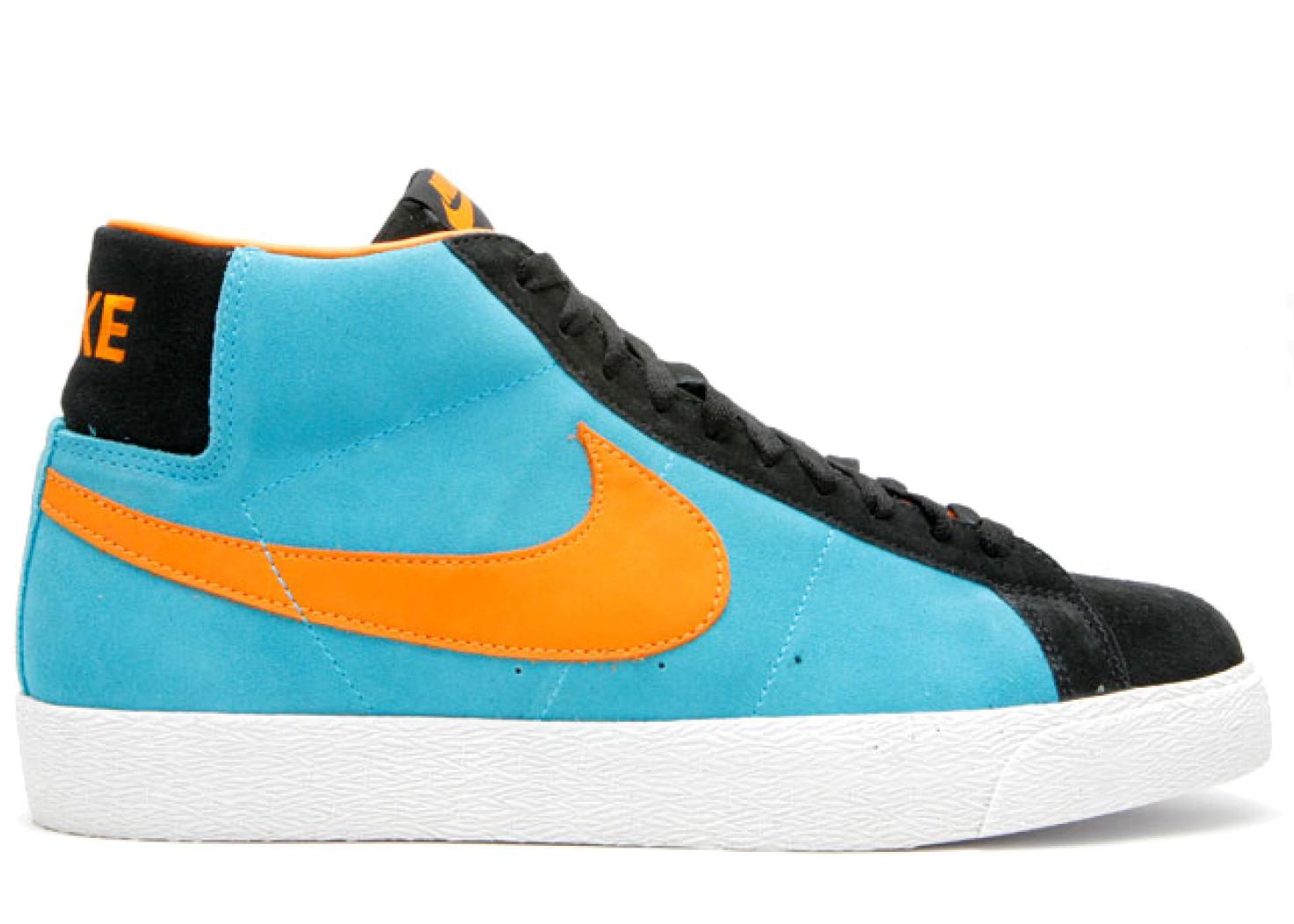 Nike SB Blazer Chlrine Blue - 310801-481