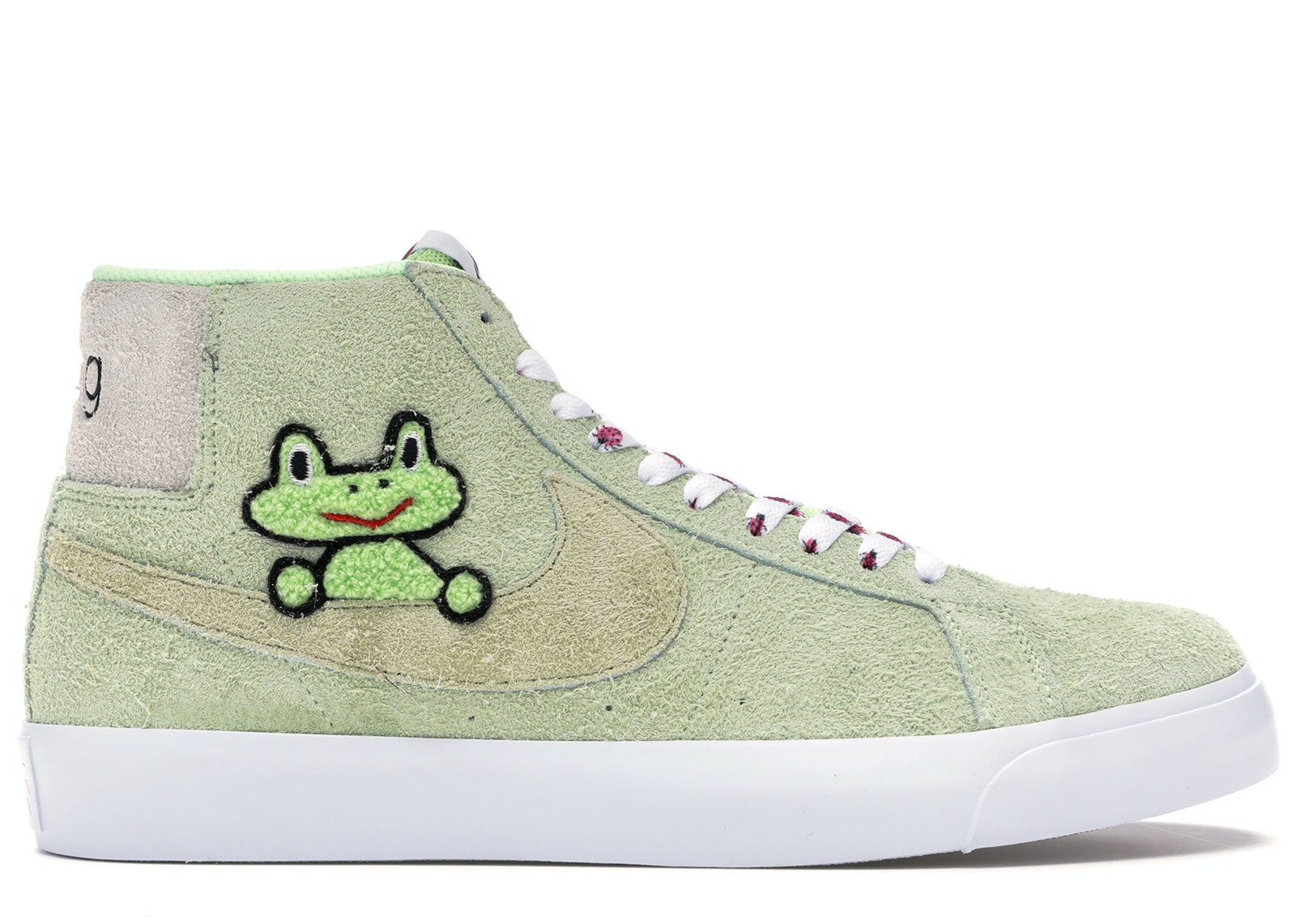 Nike SB Blazer Frog Skateboards