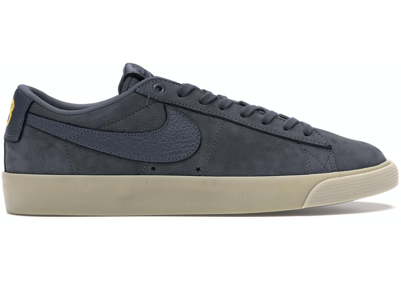 promo code 7716b 110e8 Nike SB Blazer Low Antihero Grant Taylor - AQ9941-007
