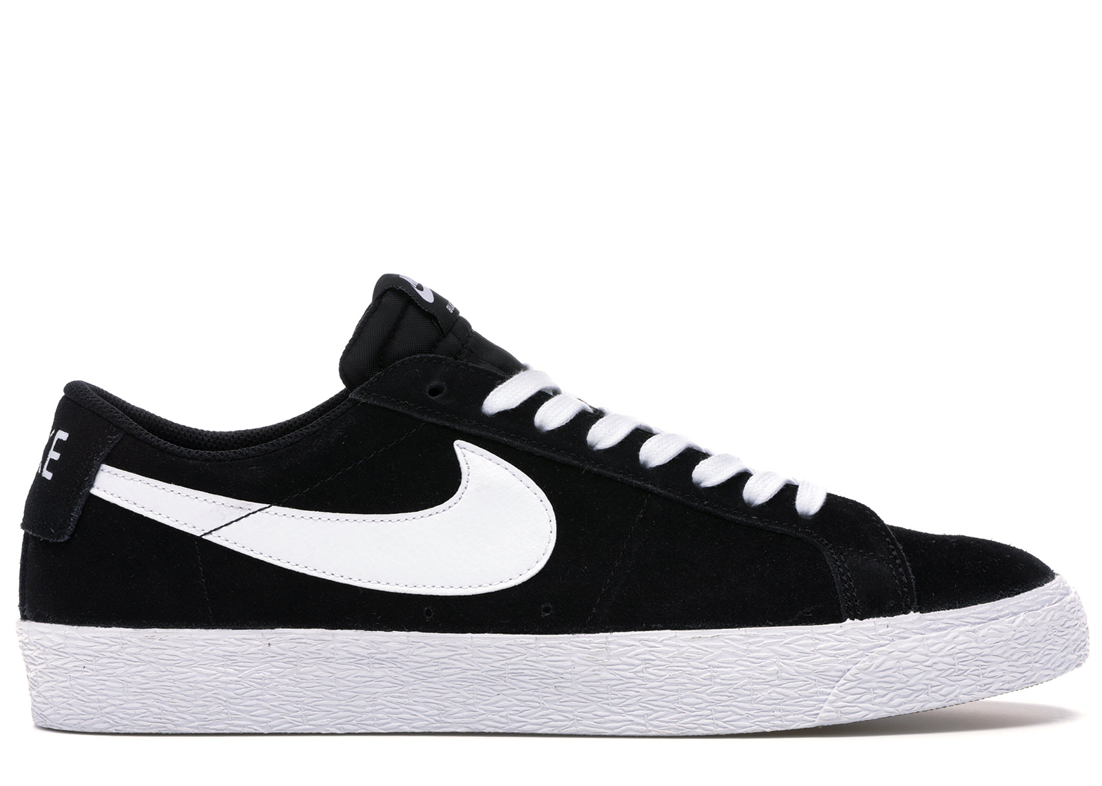 Nike SB Blazer Low Black White