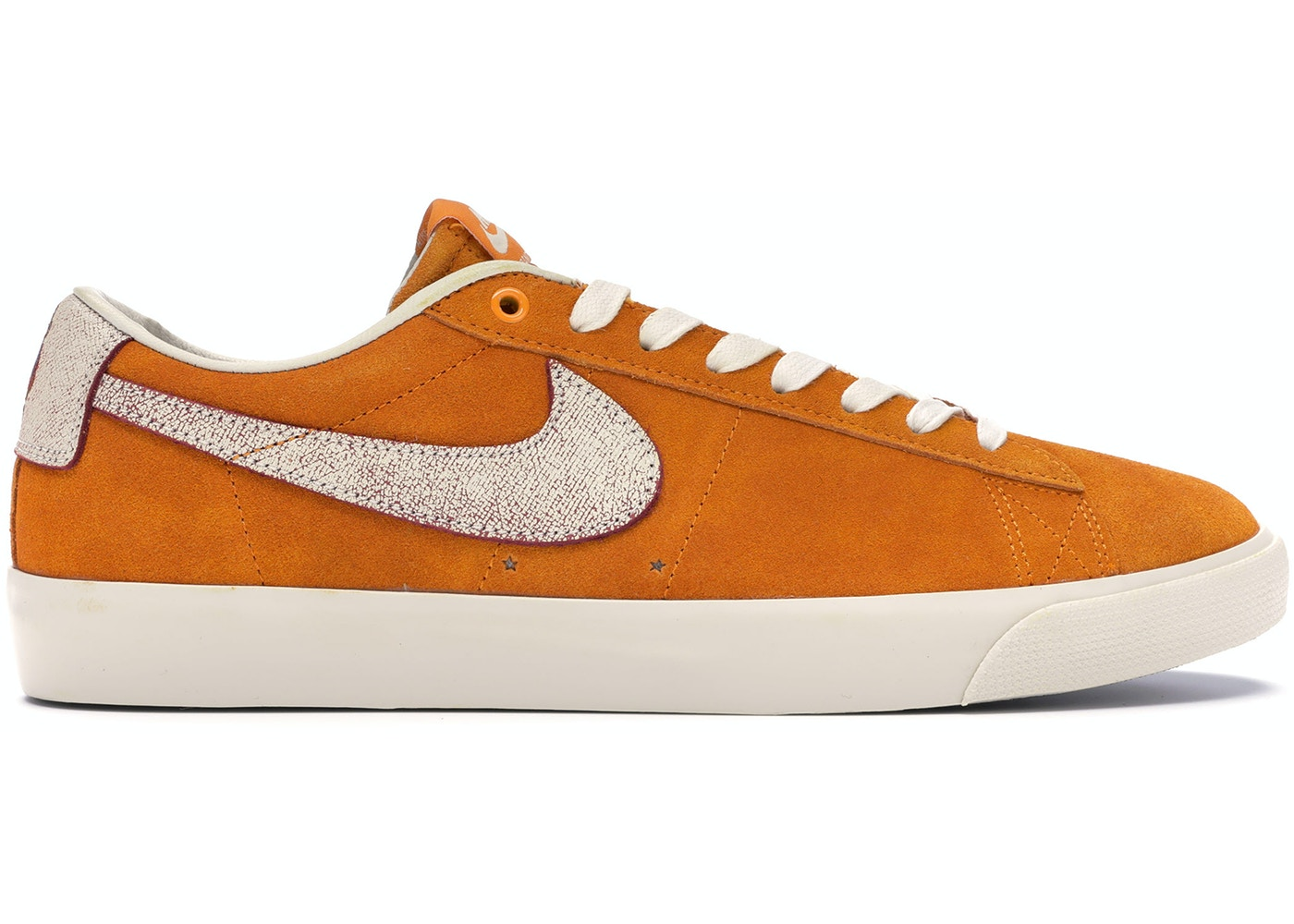 half off db59f fa066 Nike SB Blazer Low GT Bruised Peach - 716890-816