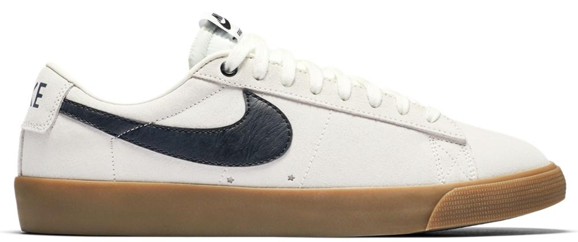 Nike SB Blazer Low GT Ivory Black Gum