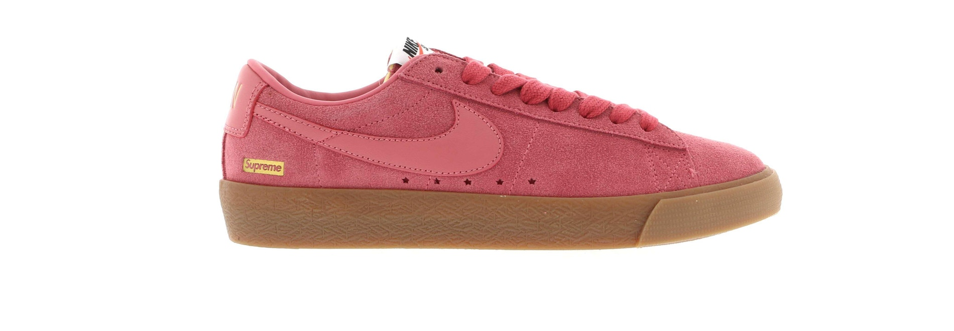 Nike SB Blazer Low GT Supreme Desert Bloom