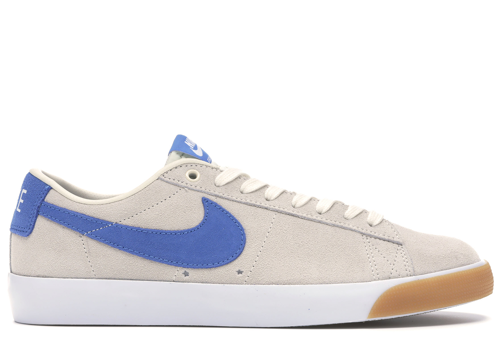 Nike SB Blazer Low Pale Ivory Pacific