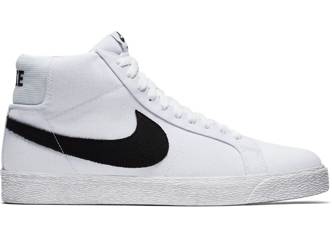 db02bb77328 Sell. or Ask. Size  10.5. View All Bids. Nike SB Blazer Mid Canvas White  Black
