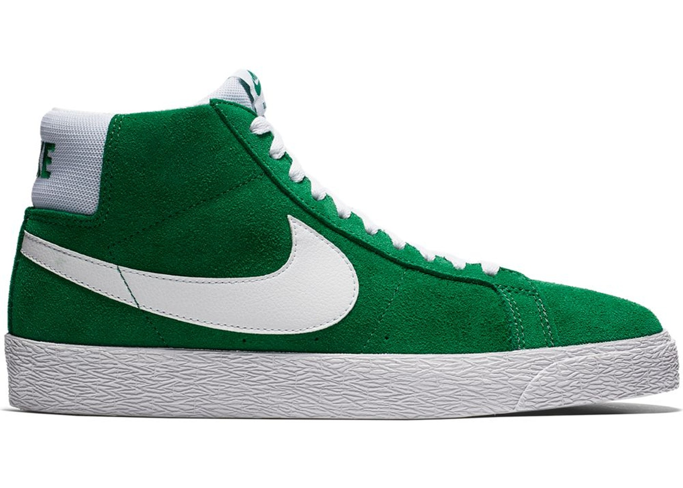 Nike SB Blazer Mid Pine Green