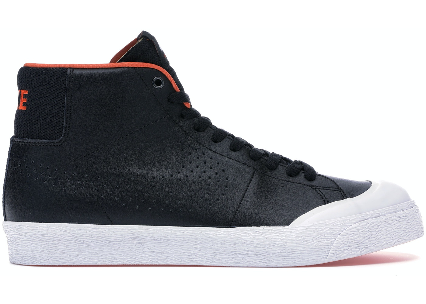 89ea67186e63 Nike SB Blazer Mid XT Donny Black - 876872-001