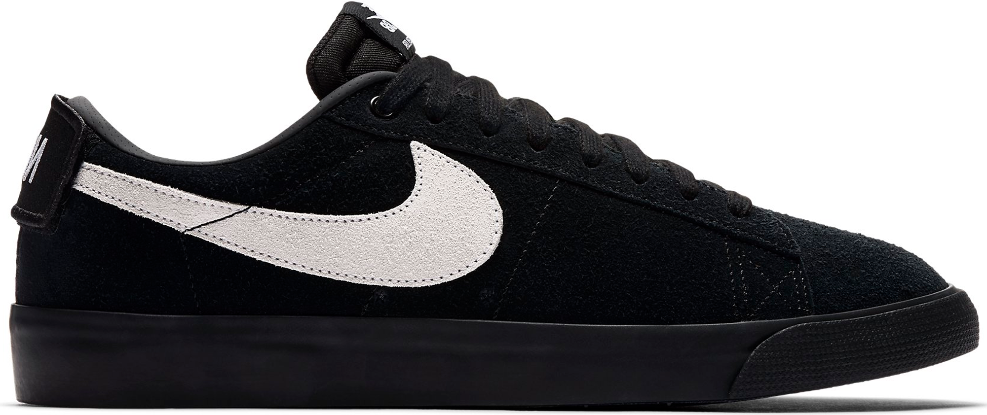 new product 20847 8ec53 ... ireland nike sb blazer zoom low gt black white c4305 2188d