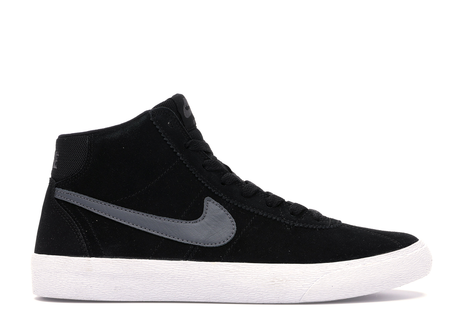 Nike SB Bruin High Black Dark Grey (W