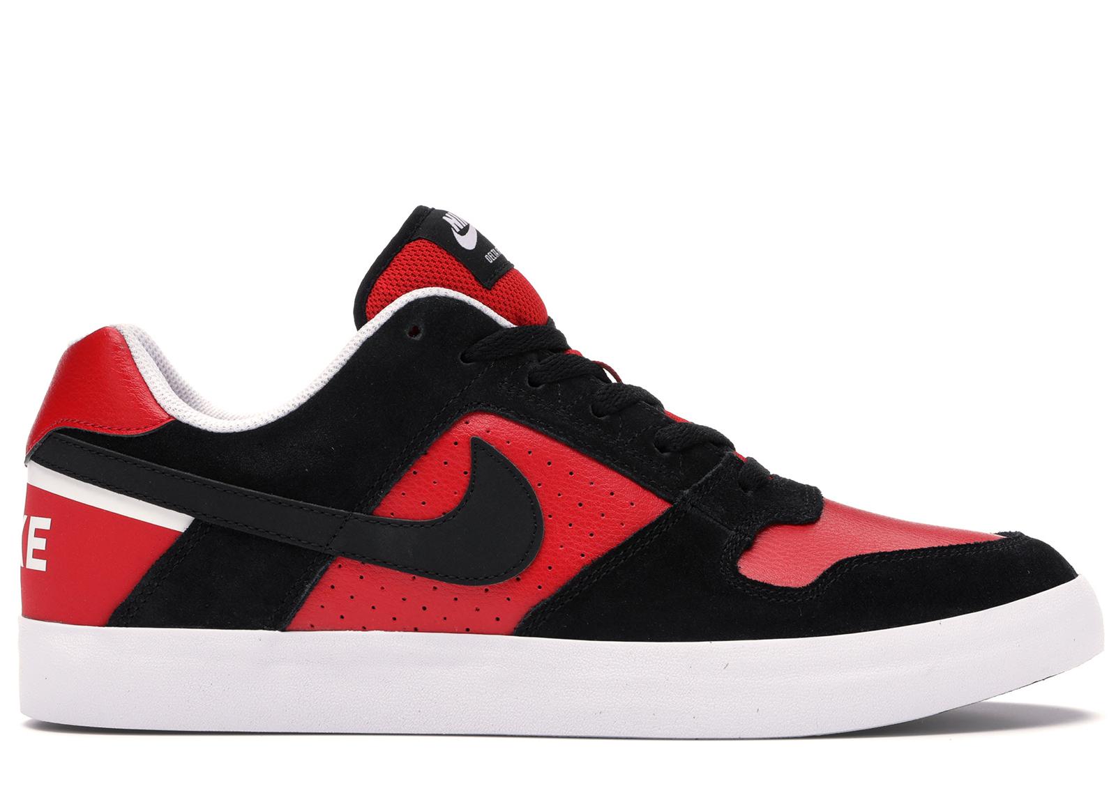 Nike SB Delta Force Vulc Bred - 942237-006
