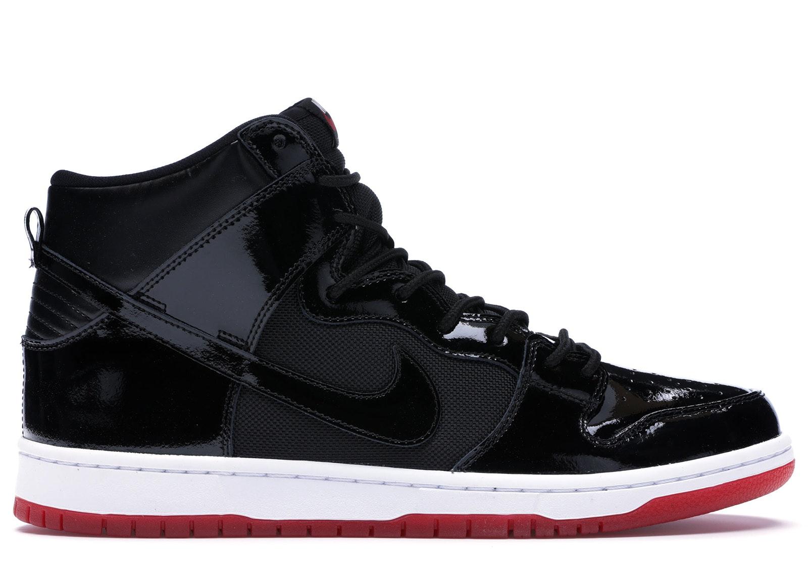 Nike SB Dunk High Bred