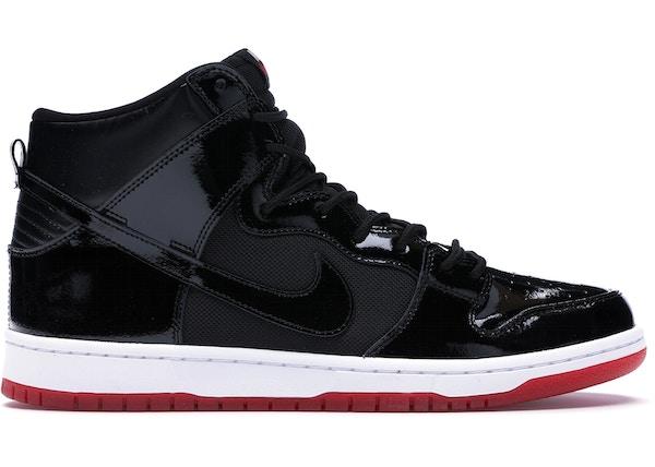 separation shoes 2a00b 785c8 Nike SB Dunk High Bred