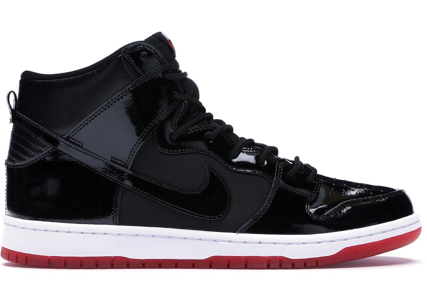 check out d54d2 957bb Nike SB Dunk High Bred - AJ7730-001