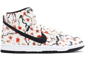ac628b2ca889 Nike SB Dunk High Cherry Blossom - 305050-106