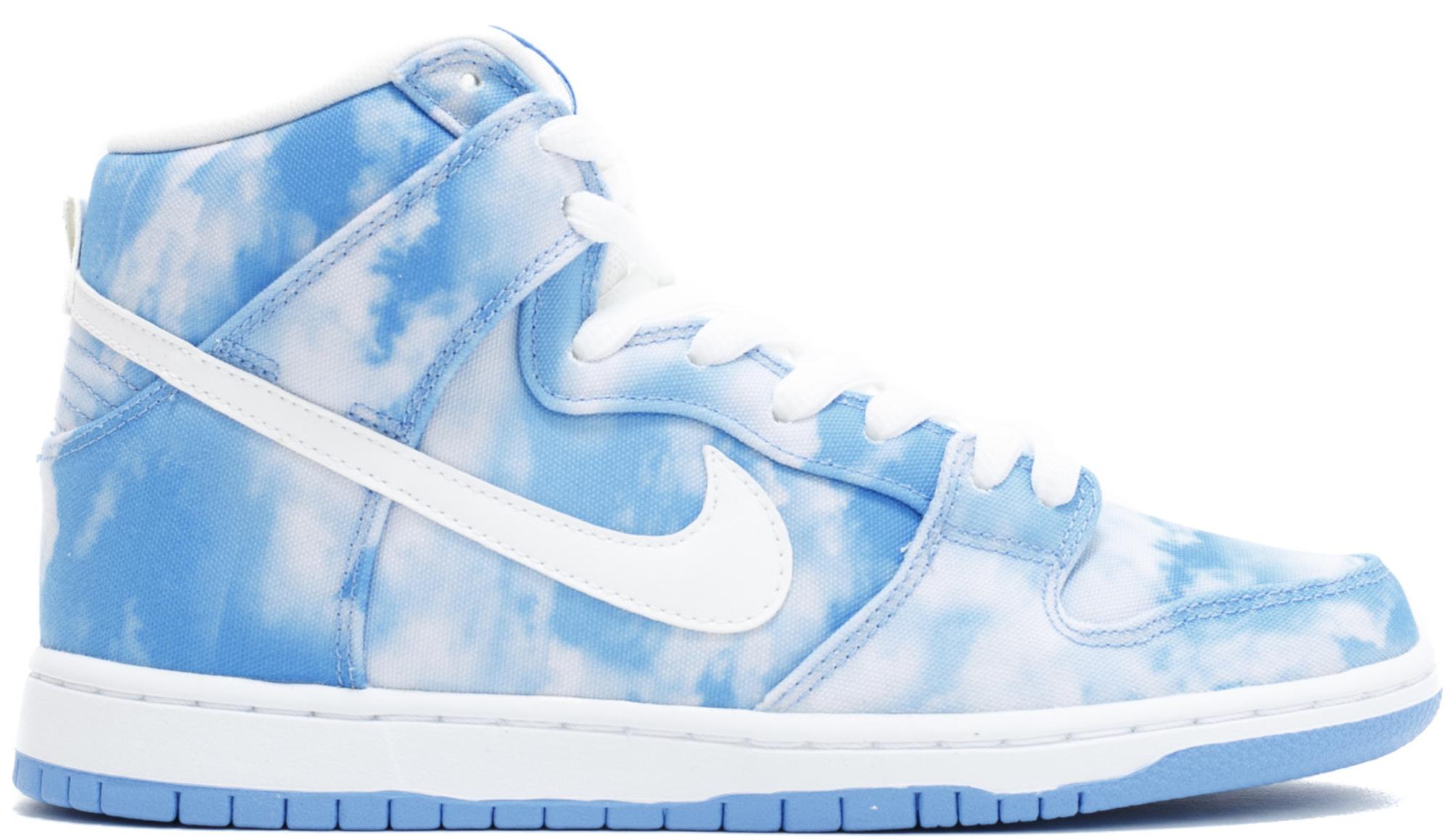 Nike SB Dunk High Clouds - 305050-414