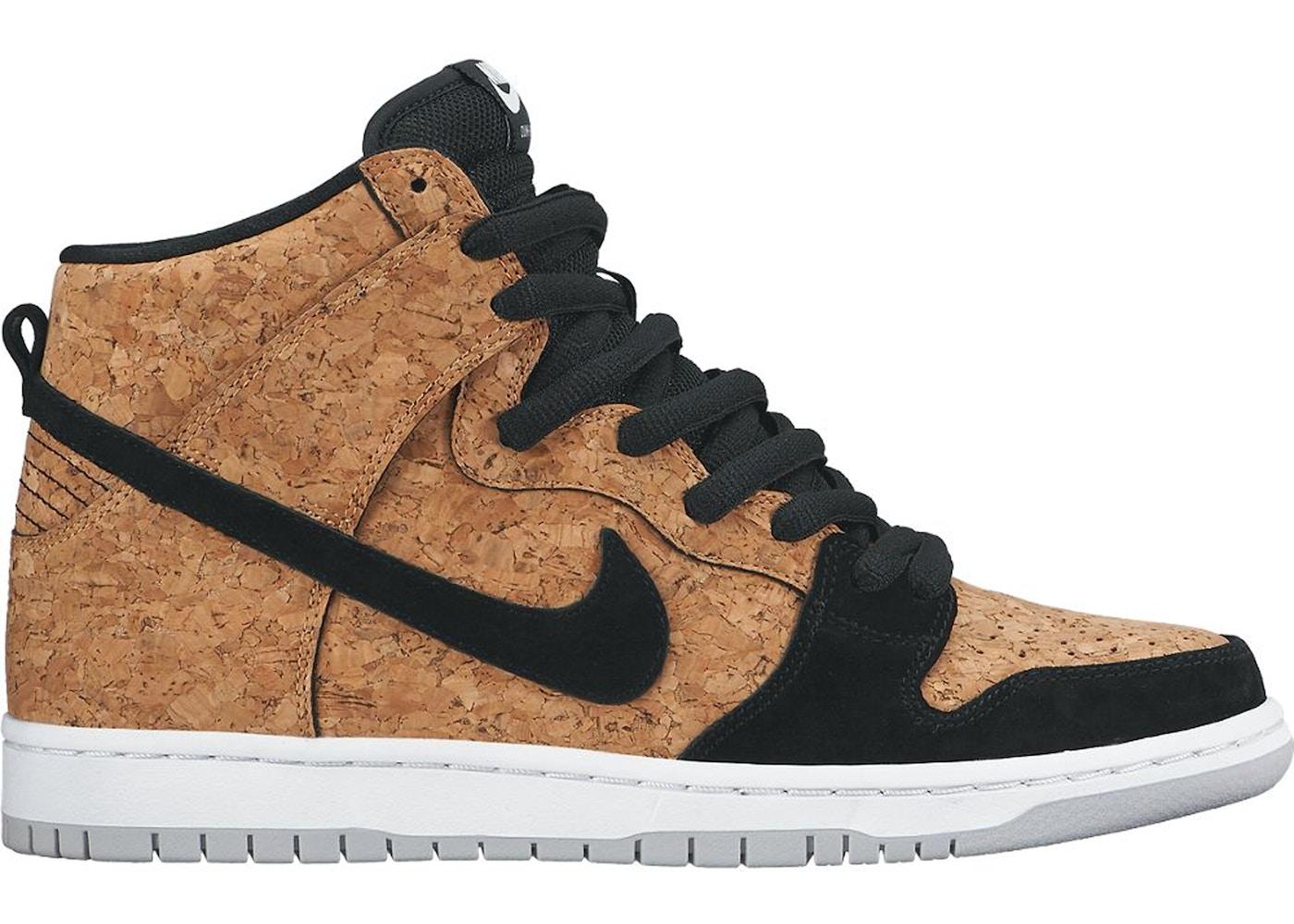 hot sale online e84df 8d995 Nike SB Dunk High Cork