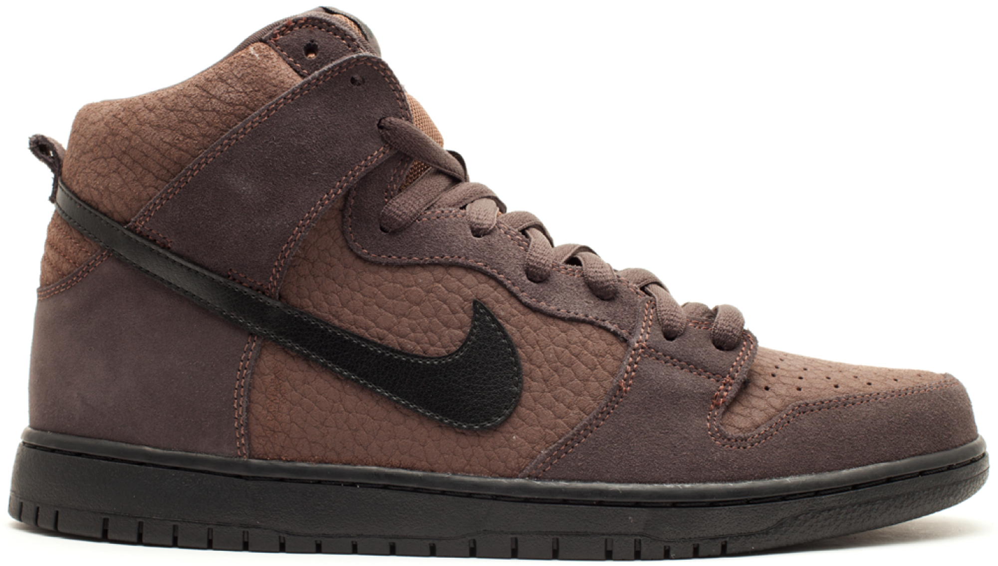 Nike SB Dunk High Dark Oak Black Tar